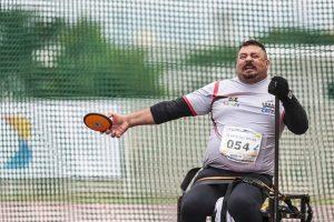 André Rocha se torna o único atleta do arremesso de peso recordista em classes diferentes