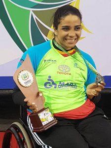 Atleta do IMG é medalha de prata na Copa Brasil de Tênis