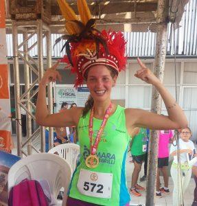 Atleta do Instituto Mara Gabrilli conquista medalha de ouro na Corrida da Mulher Amazônica