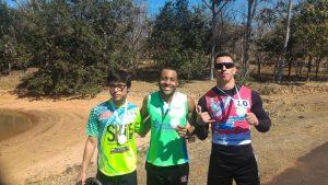 Atleta do Instituto Mara Gabrilli garante bom desempenho no Circuito Brasileiro de Rollerski