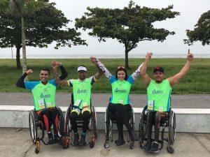 Atletas do IMG conquistam o ouro na 2ª Etapa do Campeonato Paulista de Paraciclismo