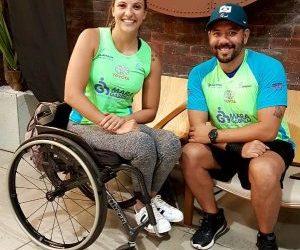 Jéssica Moreira – um novo nome no cenário Internacional do paradesporto
