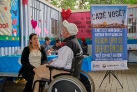 Projeto Cadê Você? realiza mutirão em parceria com o Centro Assistencial Cruz de Malta, na zona sul de São Paulo   Instituto Mara Gabrilli